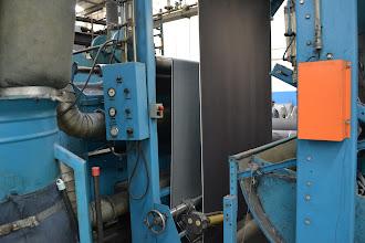 Photo: La máquina de hacer Denim COLTEJER