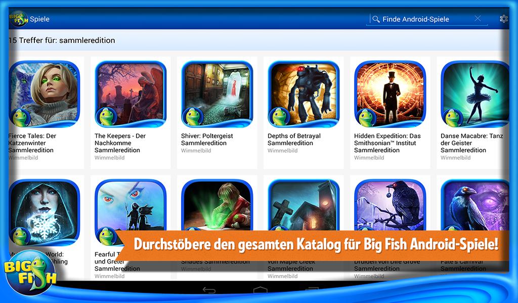 Big Fish Spiele