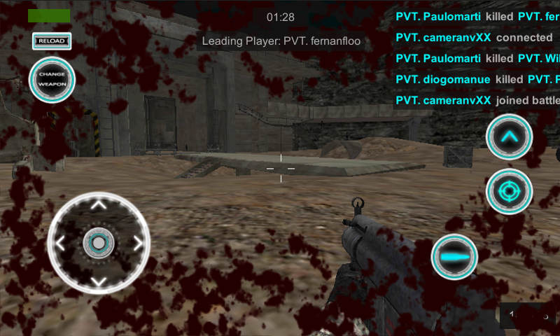 Masked Shooters - Online FPS- screenshot