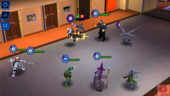 ninja turtles: legends google play ile ilgili görsel sonucu