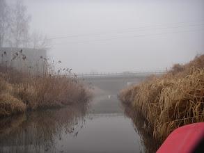 Photo: Mostek nad DK 1 zwykle tutaj startowałem