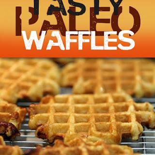 Tasty Paleo Waffles