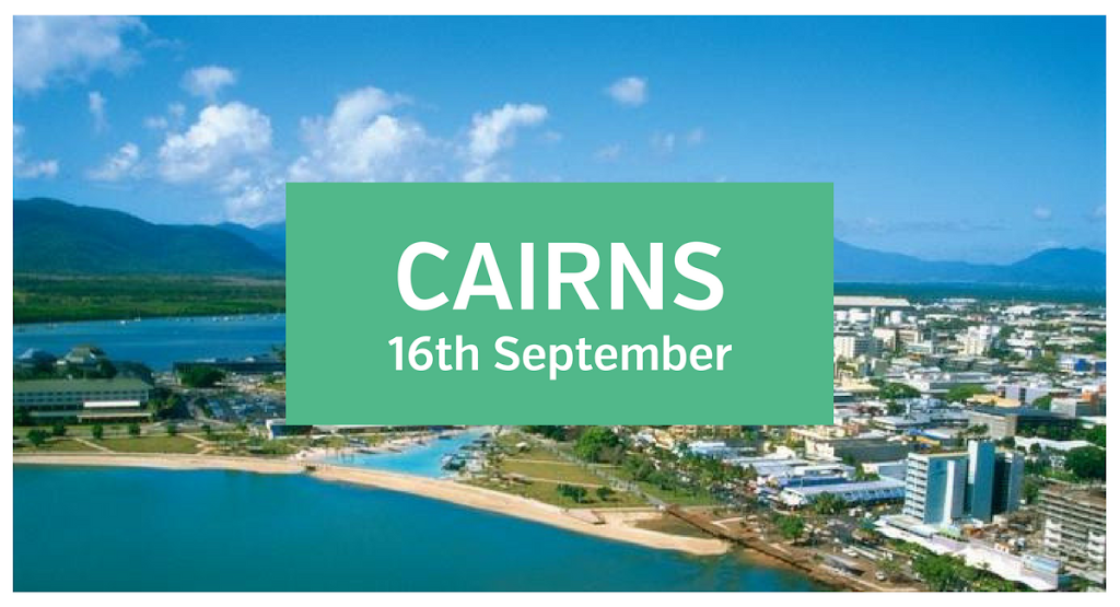 Cairns Unconvention - 16th September