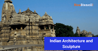 Indian architecture and sculptures