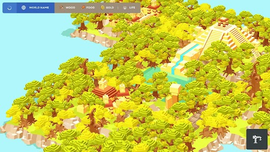 Pocket Build – Ultimate sandbox building MOD (Gold/Food/Wood) 4