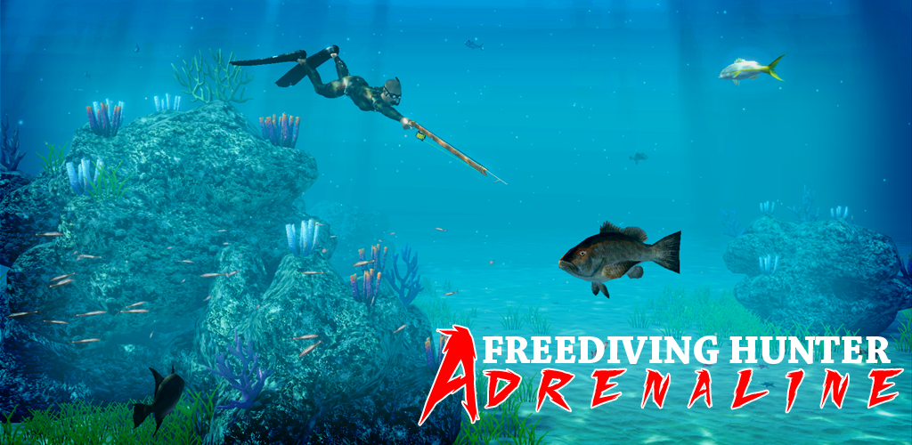 freediving hunter adrenaline apk free download