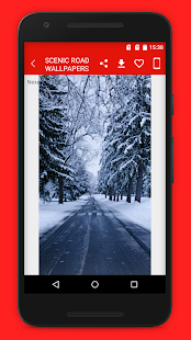 App Scenic Road Wallpapers 2019 APK for Windows Phone