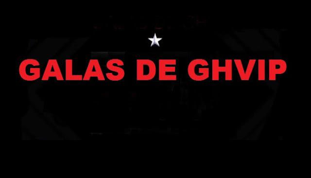 GALAS GRAN HERMANO EN DIFERIDO VIDEOS