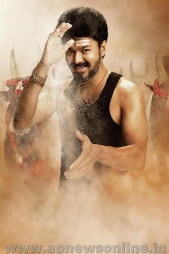 Thalapathy Vijay HD Wallpaper cute photos 2