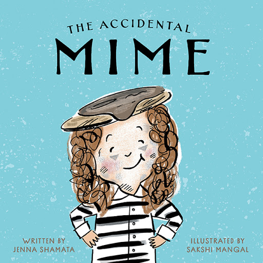 The Accidental Mime cover