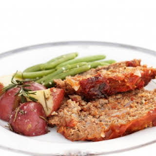 Easy Savory Meat Loaf.