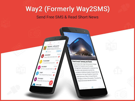 Way2 ( Way2SMS Free SMS ) for PC