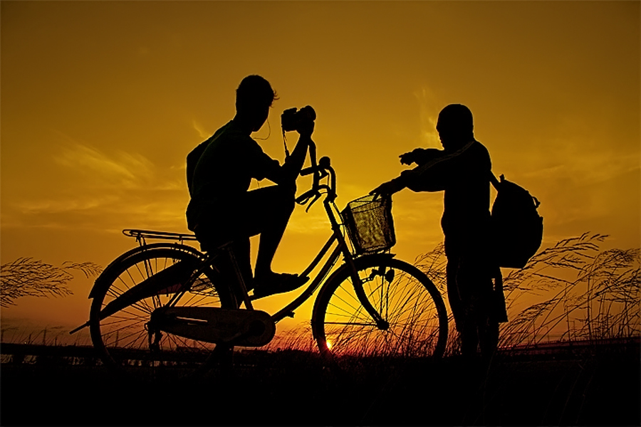 by Nengah Sukastara - Transportation Bicycles