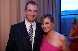 Photo: Brian and Julie Mertes pose for a photo at the 2013 Imagine! Harvest Ball.