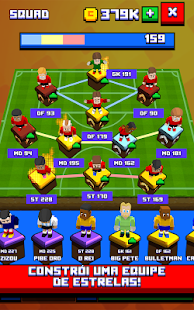 Retro Soccer - Arcade Football Game APK Screenshot