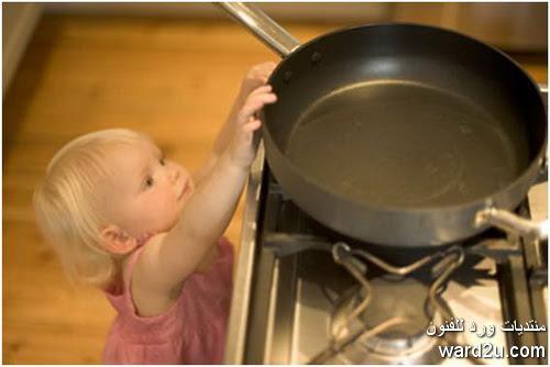 افكار لحماية الطفل داخل المنزل