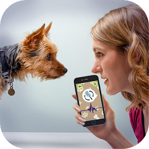 Dog Language Translator Simulator Talk to Pet 1.2 by Captain Coon logo