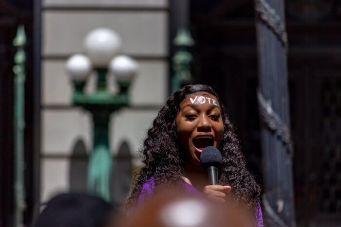 Meet the young activists behind New York City's George Floyd ...