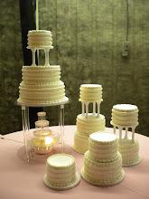 Photo: Classic Beauty - Multi Tiered Cake
