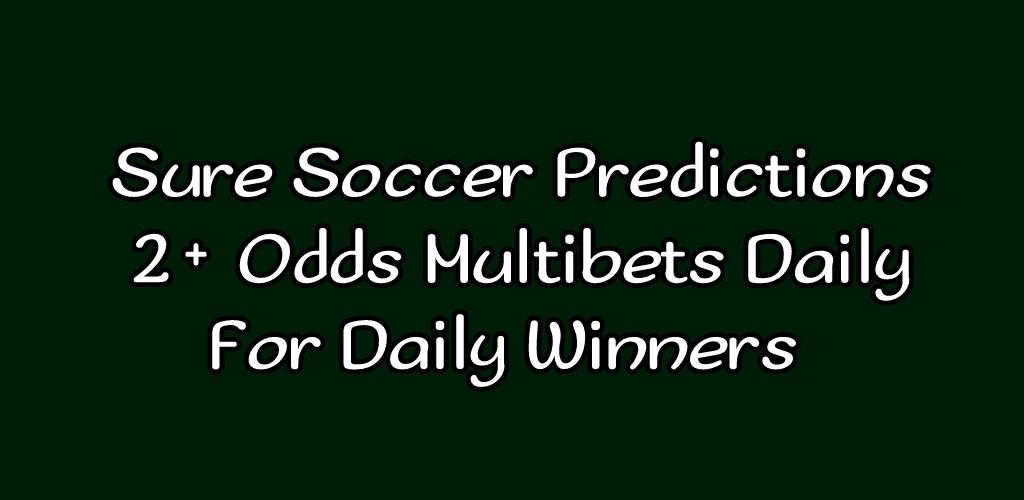 Download Sure Soccer Predictions APK latest version game for