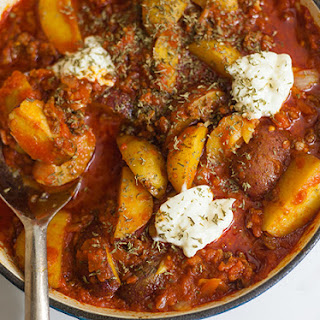Patatas Bravas Recipe with Try the World.