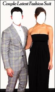 Couple Latest Fashion Suit - náhled