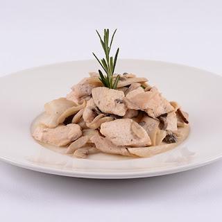 Chicken & Mushroom Medley with Rosemary & Garlic