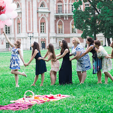 Wedding photographer Polina Avericheva (pialka). Photo of 29.07.2016