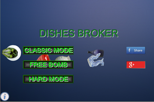 Dishes Broker