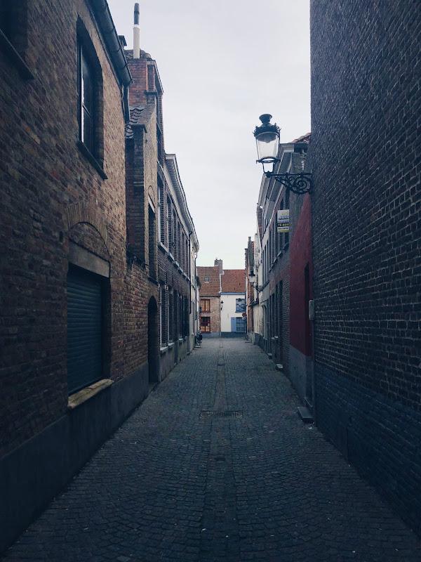 Мечты о Европе. Бельгия, 1-5 марта 2019