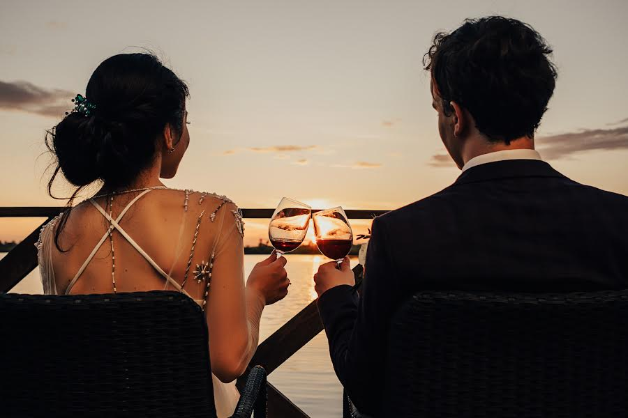 Wedding photographer Александр Мамонтов (jazzfuncafe). Photo of 25.10.2017
