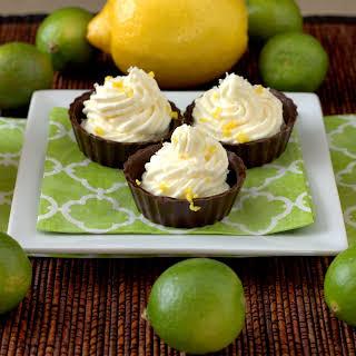 Lemon Ricotta Cheesecake Cups.