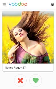 Voodoo online dating