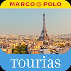 Paris Travel Guide - TOURIAS icon