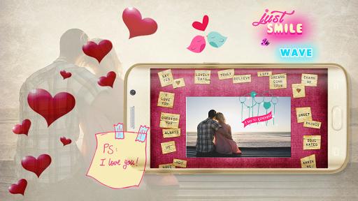 玩免費攝影APP|下載情人節 愛電子賀卡 app不用錢|硬是要APP