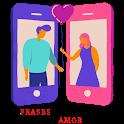 Frases de Amor y Mensajes Románticos icon