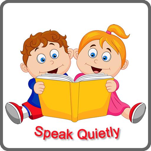 Speak quietly: Autism, CP