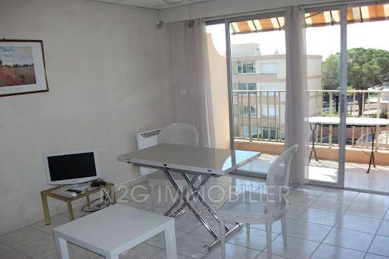 Location studio 29,1 m2