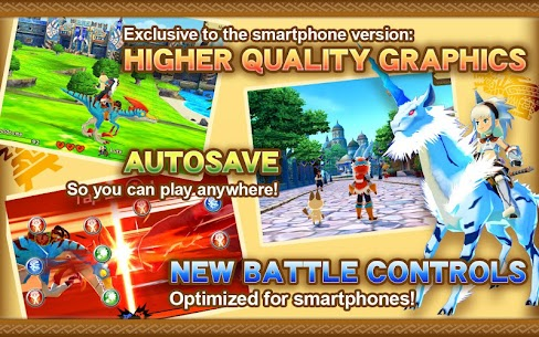 Monster Hunter Stories MOD Apk (Weak Enemy/One Hit) 5