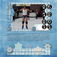 Photo: Template - This Year PhotoBook by TForMe Snowdays by Digi Junkie Alpha - Note Worthy Alpha by Sweet Digi Scraps Font Lucida Handwriting PS CS2