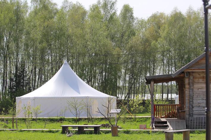 Фото №1 зала Малый шатер