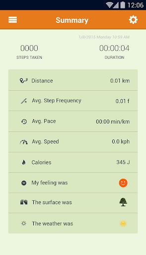 Run Keeper - Track Run Walk screenshot 5