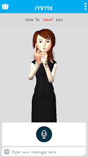 Mimix3D Sign Language- screenshot thumbnail
