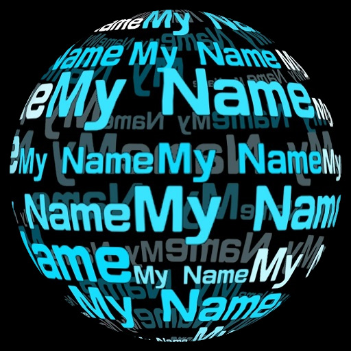 My Name In 3d Live Wallpaper Apps On Google Play