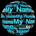 My Name in 3D Live Wallpaper 2.48