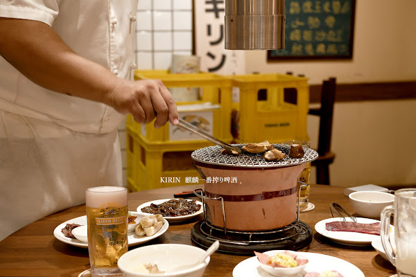 新宿 ホルモン 內臟燒肉