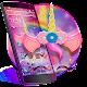 Glitter Unicorn Launcher Theme APK