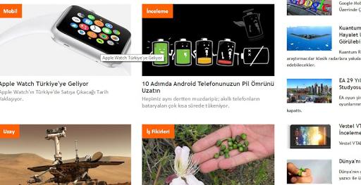 【免費媒體與影片App】Teknolojik.Net - Teknoloji-APP點子