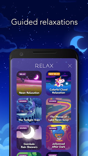 Moshi Twilight Sleep Stories 2.1.0 screenshots 19