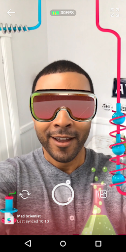 Spark AR Player 50.0.0.9.194 screenshots 1